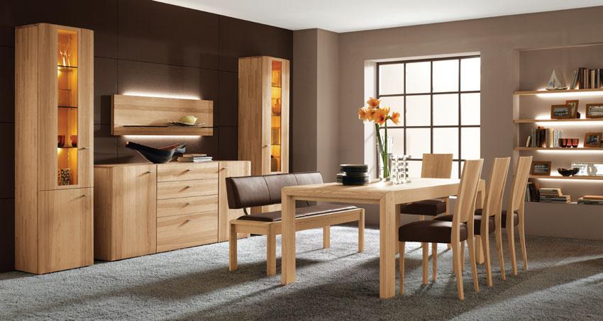 Ưu điểm vượt trội của nội thất gỗ sồi Mỹ