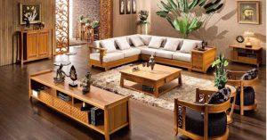 nội thất đồ gỗ tại vinh