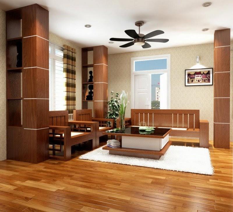 Địa chỉ cung cấp sàn làm từ gỗ tự nhiên tại Nghệ An