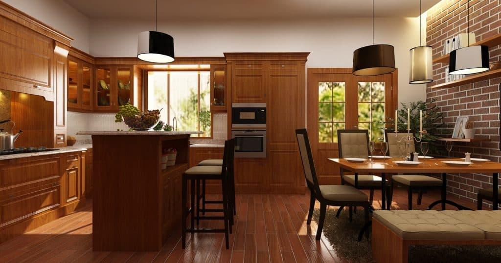 Lý do gì mà nội thất làm từ gỗ tự nhiên lại được ưa chuộng đến vậy?