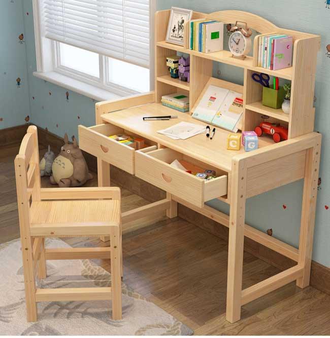 Một số tiêu chuẩn trong việc lựa chọn bàn ghế học sinh