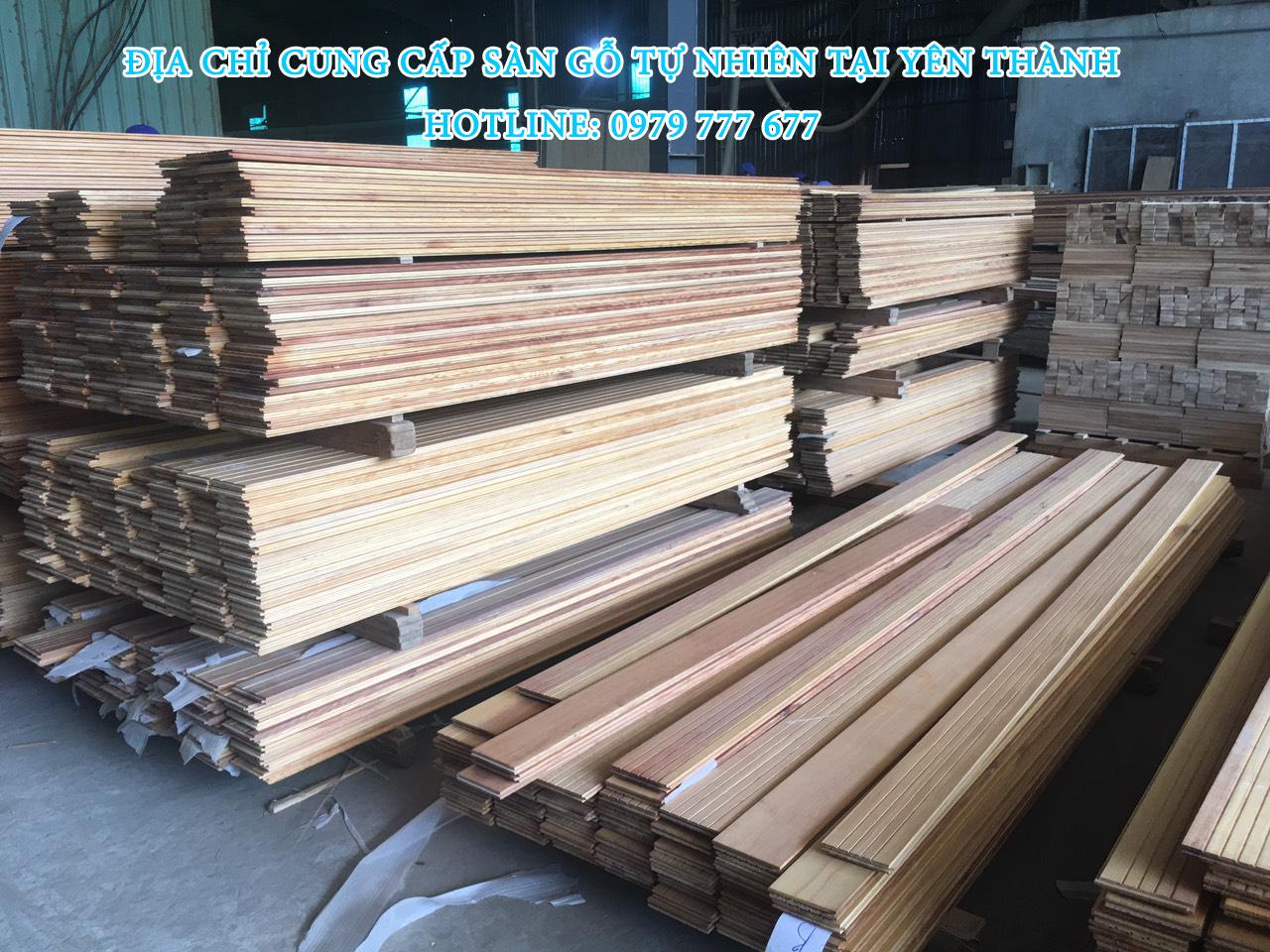 Địa chỉ cung cấp nội thất đồ gỗ tại Yên Thành, Nghệ An - Hotline: 0979 777 677