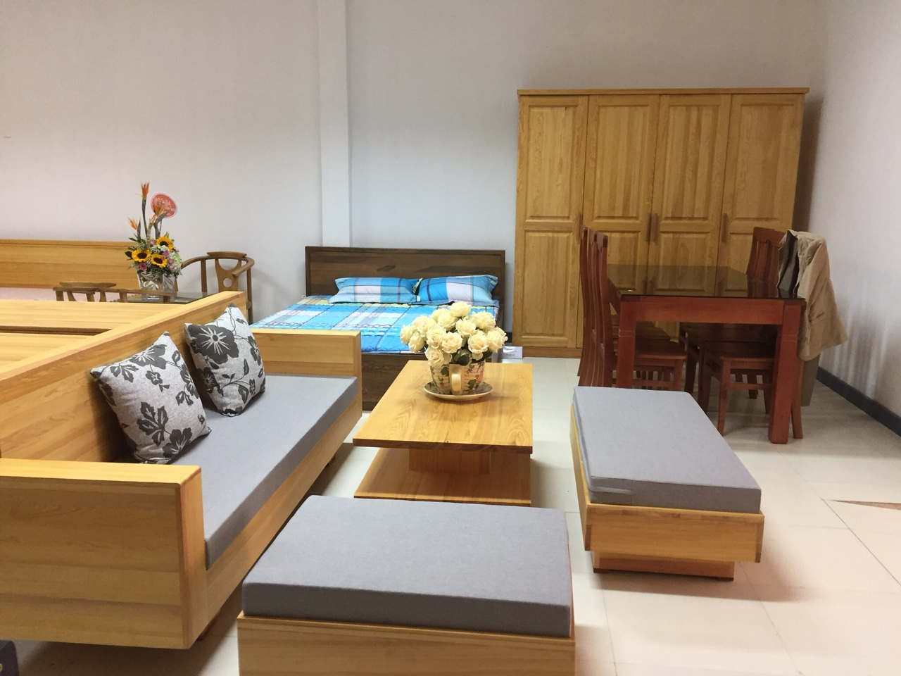 Nhà phân phối nội thất đồ gỗ tại Quỳnh Lưu - Diễn Châu