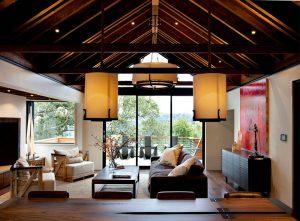 Phong cách Á Đông trong thiết kế nội thất