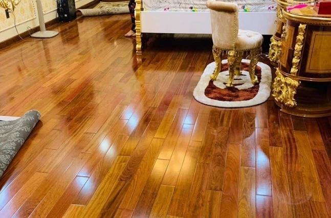 Sàn gỗ đinh hương có những ưu điểm gì?