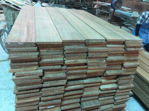 Sàn gỗ tự nhiên chất lượng