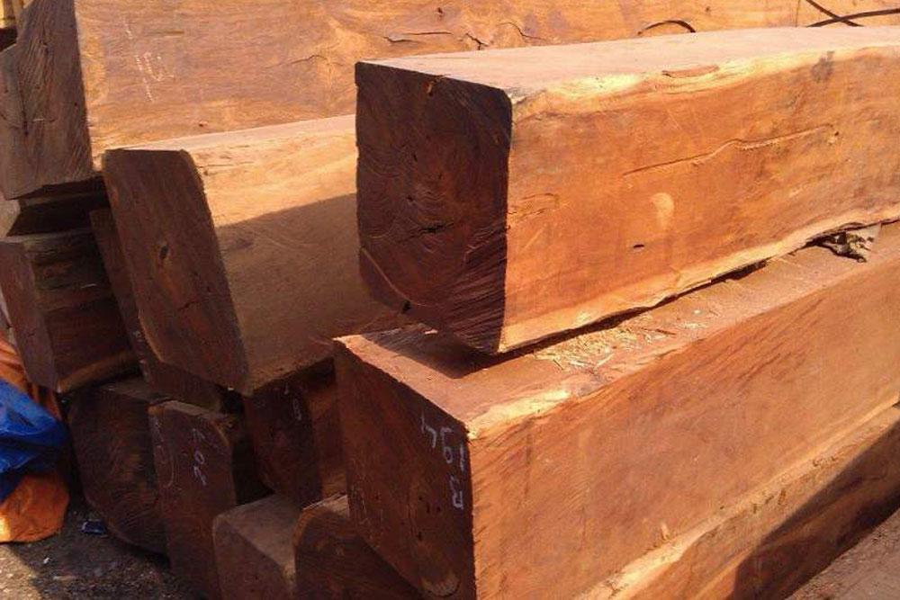 Các loại gỗ dùng làm khuôn cửa tốt nhất hiện nay