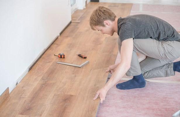 Những lưu ý khi sử dụng gỗ tự nhiên lót sàn