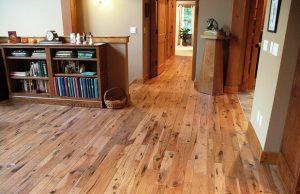 Tại sao sàn gỗ tự nhiên lại được ưa chuộng?