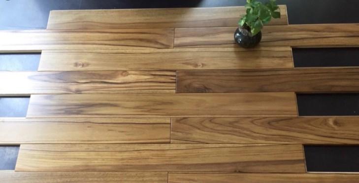 Ứng dụng của gỗ Teak