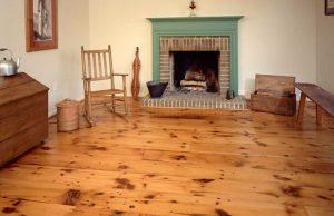 Có nên sử dụng sàn gỗ thông lát sàn không ?