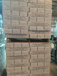 Giao thương xuất khẩu ván sàn gỗ tự nhiên