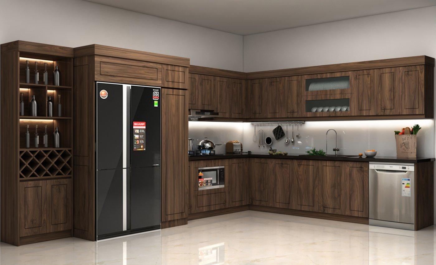 Đơn vị đóng đồ nội thất gỗ tại Vinh chất lượng
