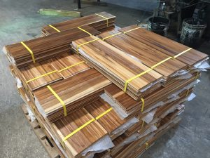 Kho sàn gỗ tự nhiên tại Vinh