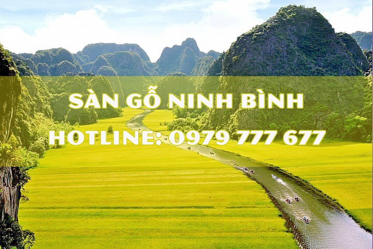 Sàn gỗ Ninh Bình - Hotline: 0979 777 677