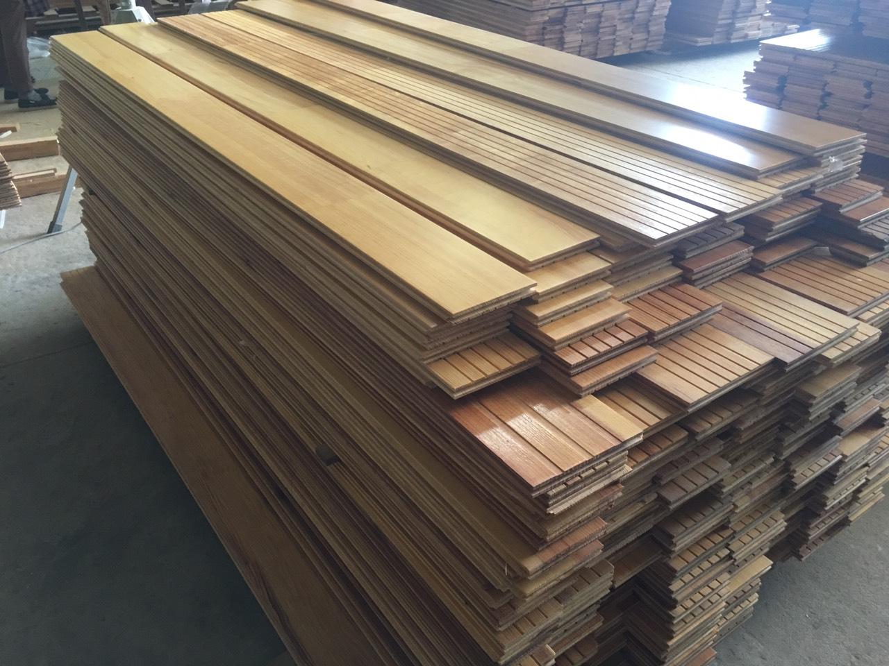 Kho sàn gỗ Song Thắng